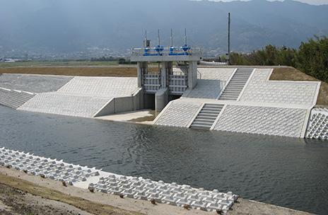 平成21年3月30日竣工_竹野地区第3樋管新設工事