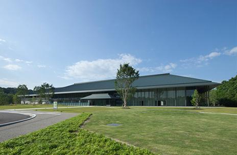 平成21年11月30日竣工_九州歴史資料館本館棟新築工事