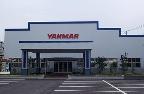 ヤンマー建機㈱本社事務所棟改築工事