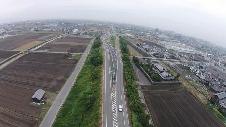福岡208号 大川東IC改良外工事2